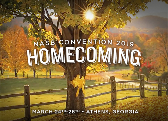Homecoming 2019 Conference